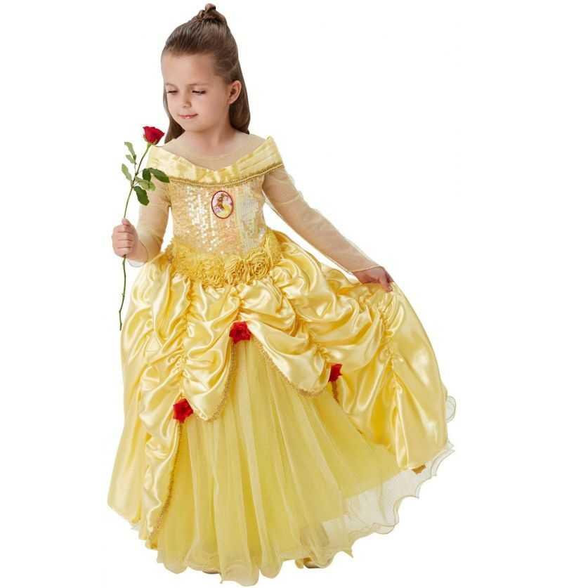 Comprar Disfraz Bella Durmiente Premiun Infantil
