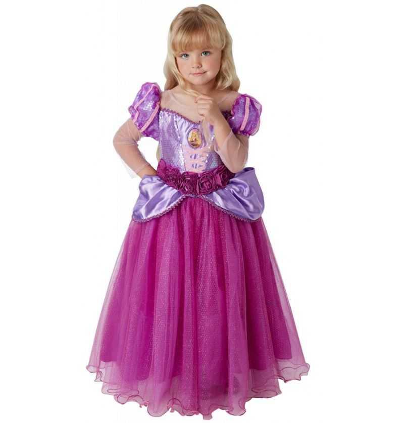 Comprar Disfraz Princesa Rapunzel Infantil Premiun