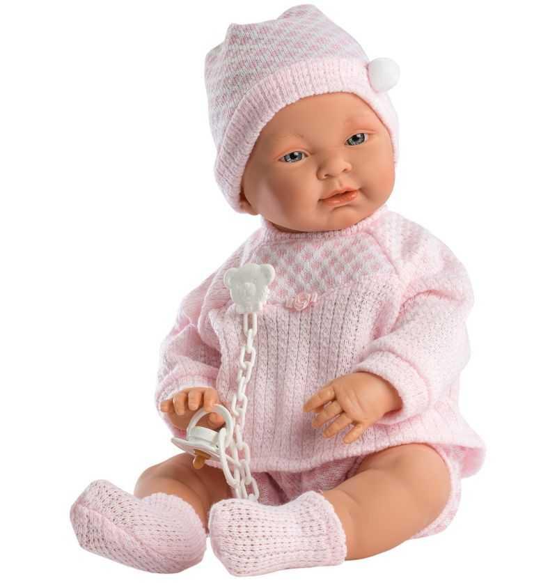 Comprar Muñeca Recien Nacida Sofia Vestida - Llorens