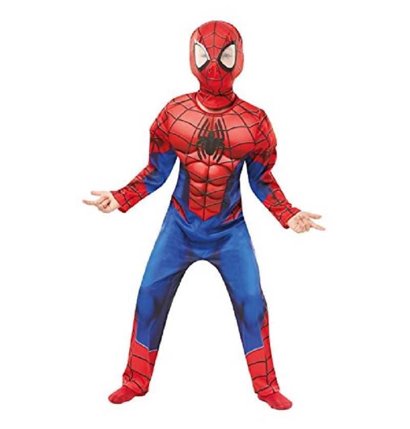 Comprar Disfraz Infantil Spiderman Luxe