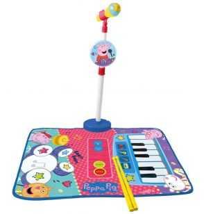 Comprar Alfombra Batería y Piano Peppa Pig