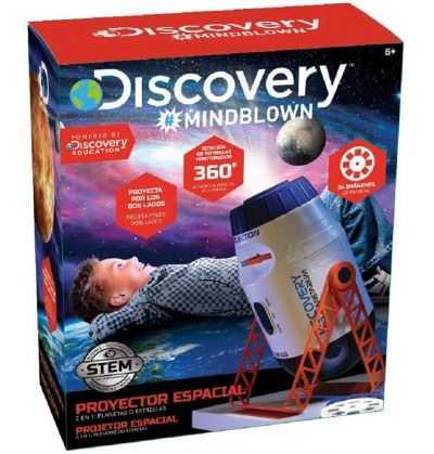 Comprar Proyector Espacial Discovery
