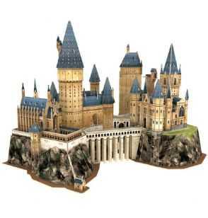 Comprar Castillo de Hogwarts Harry Potter Puzzle 3D