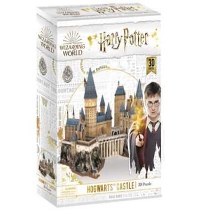 Comprar Castillo de Hogwarts Harry Potter Puzzle 3D facil montaje