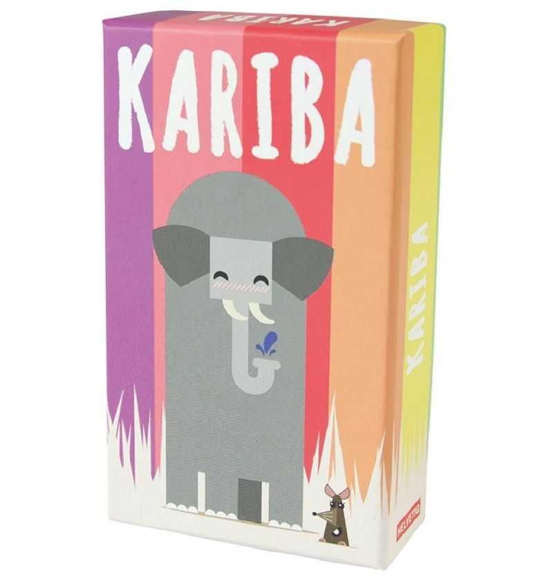 Comprar Juego Kariba
