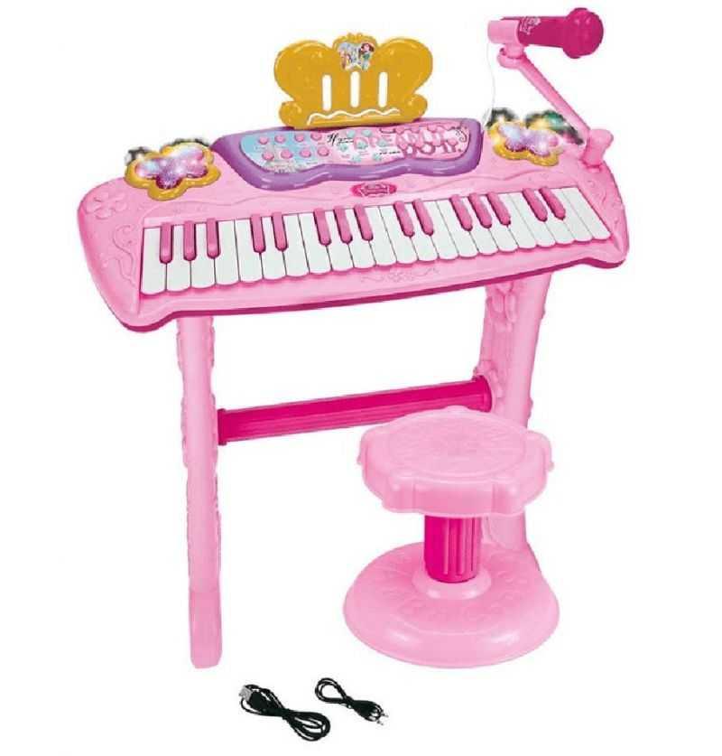 Comprar Órgano Musical con Pie y Banqueta Princesas Disney