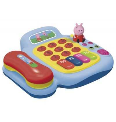 Comprar Teléfono y Piano Activity Peppa Pig