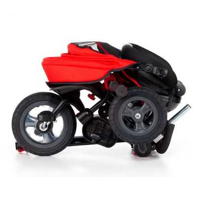 Comprar Triciclo Urban Trike Plegable Rojo