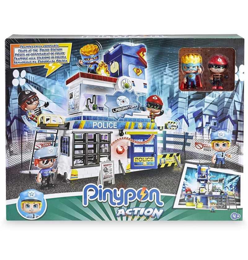 Comprar Trampas en la Comisaria PinyPon action