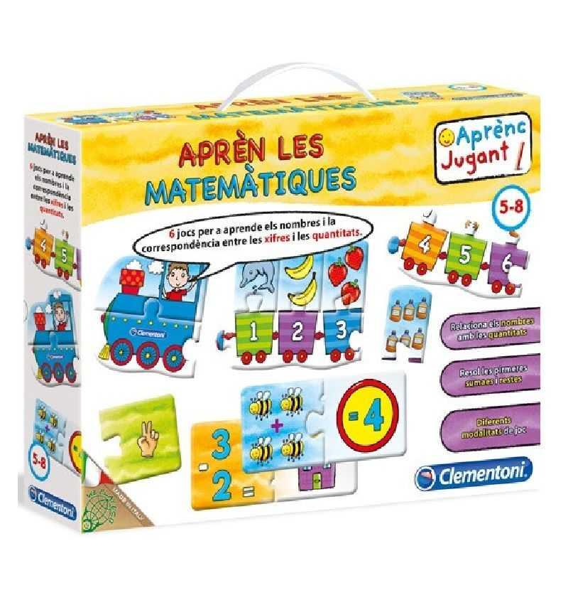 Comprar joc Aprèn Matemàtiques