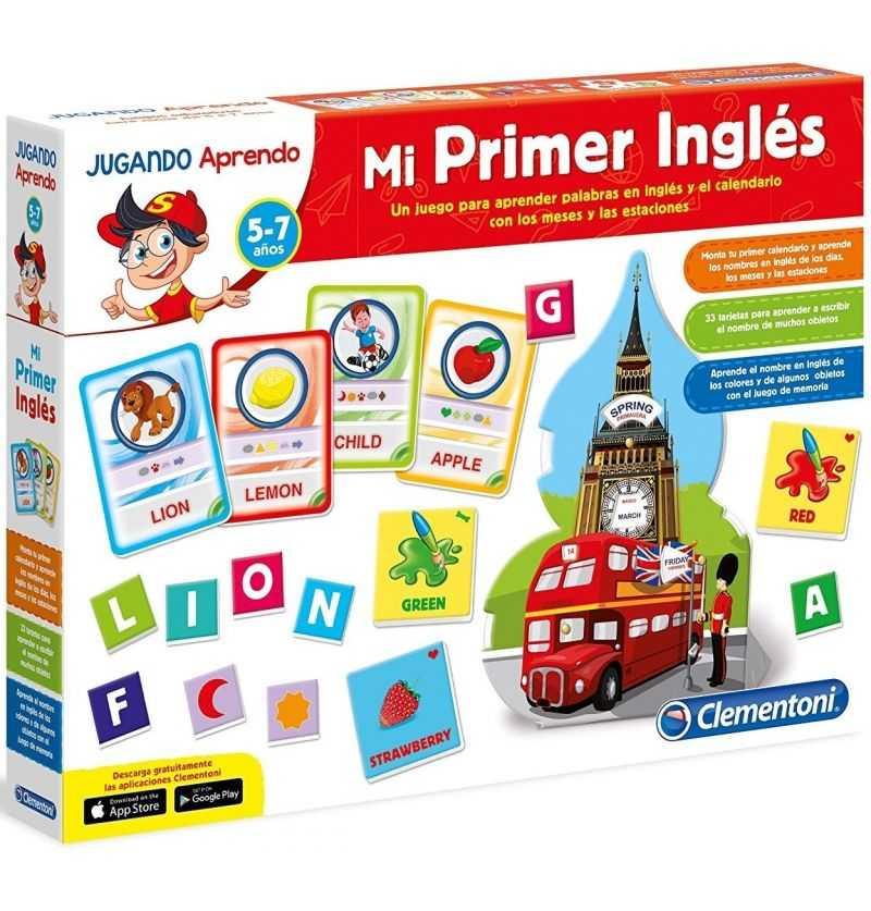 Comprar Juego Aprende Primer Ingles