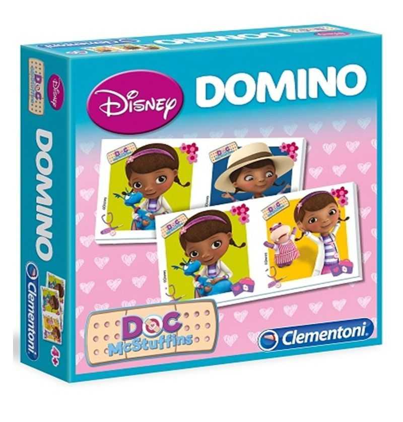 Comprar Juego Domino Doctora Juguetes