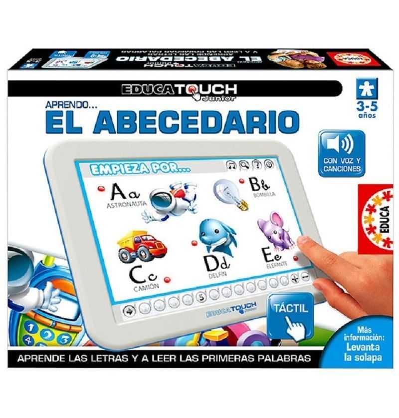 Comprar Juego Educa Touch Abecedario