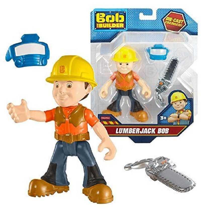Comprar Figura Bob Constructor con Sierra