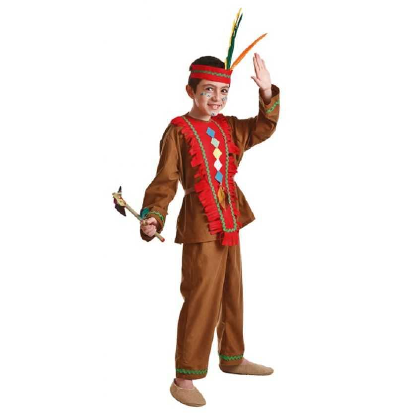 Comprar Disfraz Indio Infantil tg