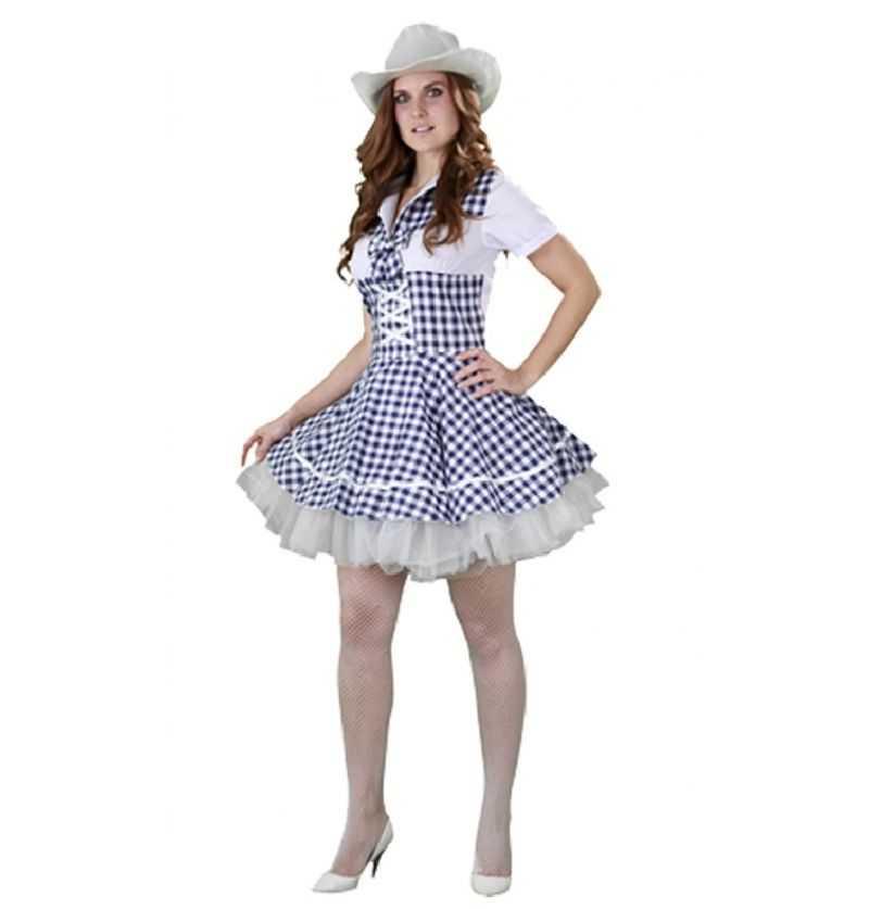 Comprar Disfraz Vaquera Adulta