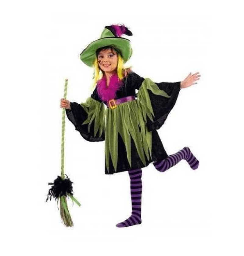 Comprar Disfraz Bruja Matilde Halloween Infantil