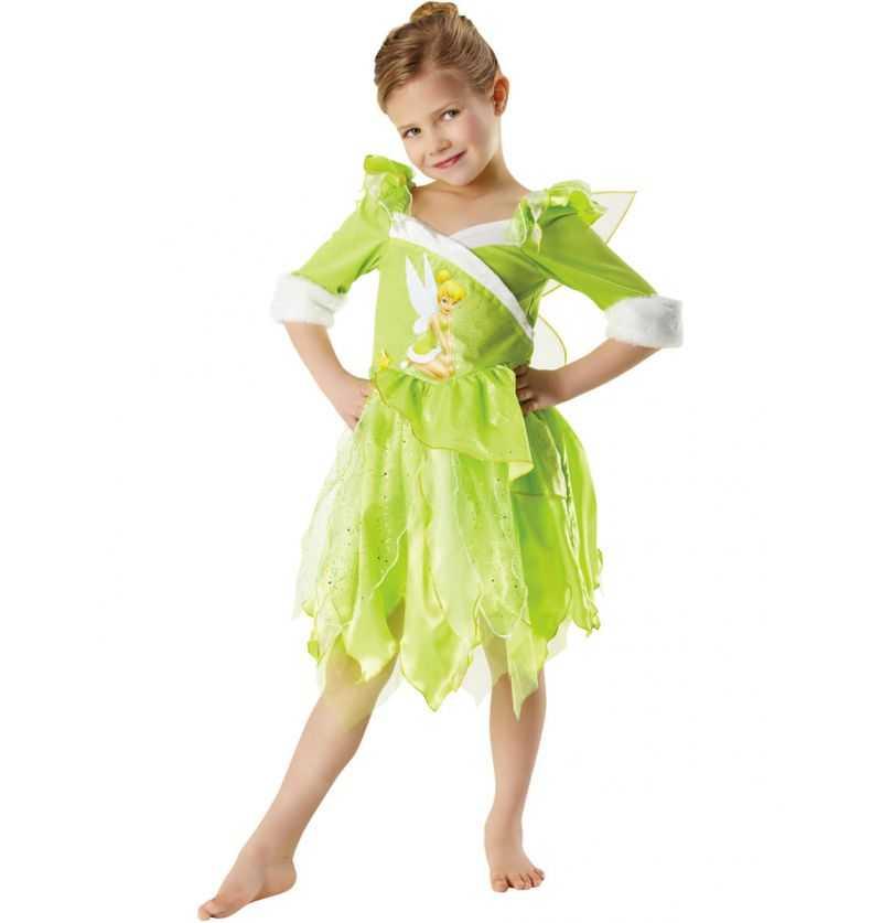 Comprar Disfraz Campanilla Invierno Infantil Luxe Disney