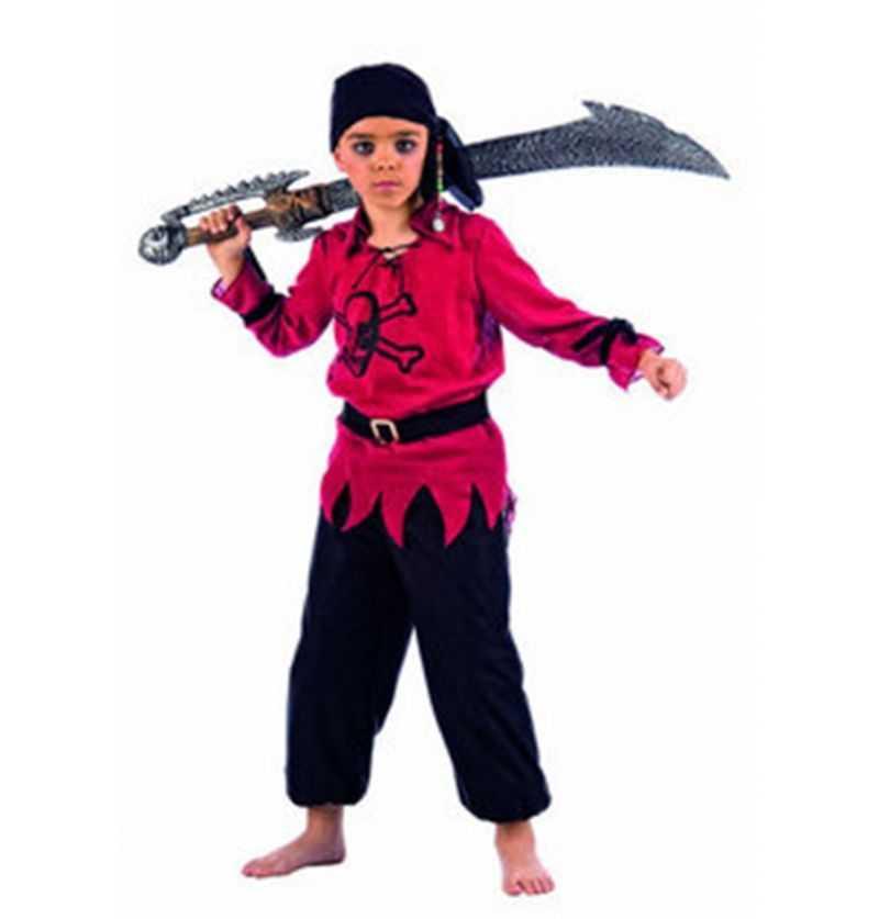 Comprar Disfraz Pirata niño Calavera
