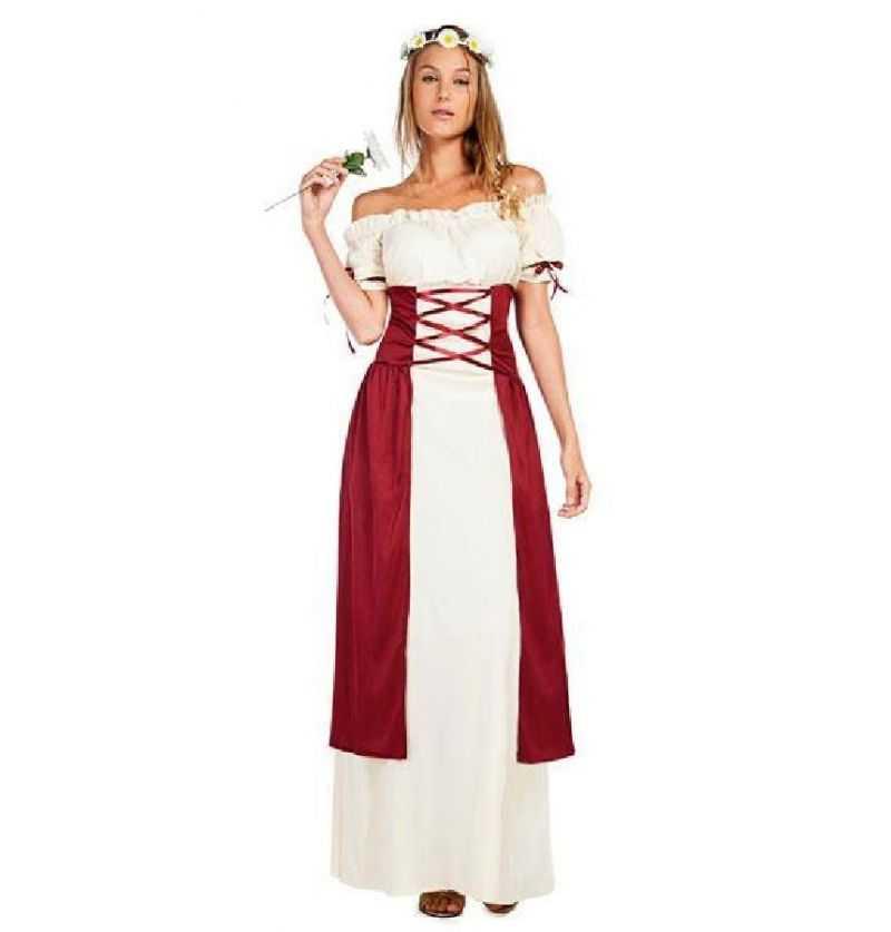 Comprar Disfraz Cortesana Medieval Adulto