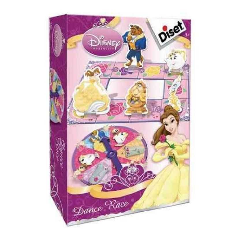 Comprar Juego de Princesas Disney Bella y Bestia