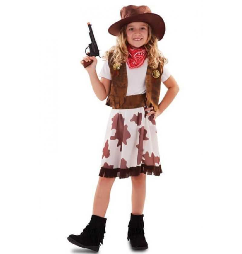Comprar Disfraz de Vaquera Infantil