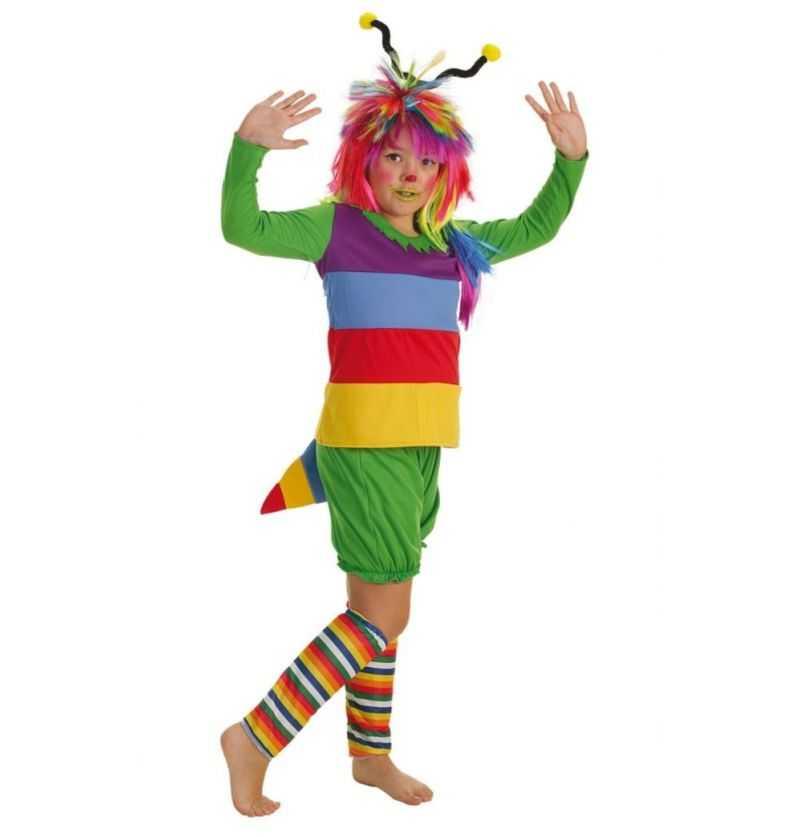 Comprar Disfraz Gusanita Infantil