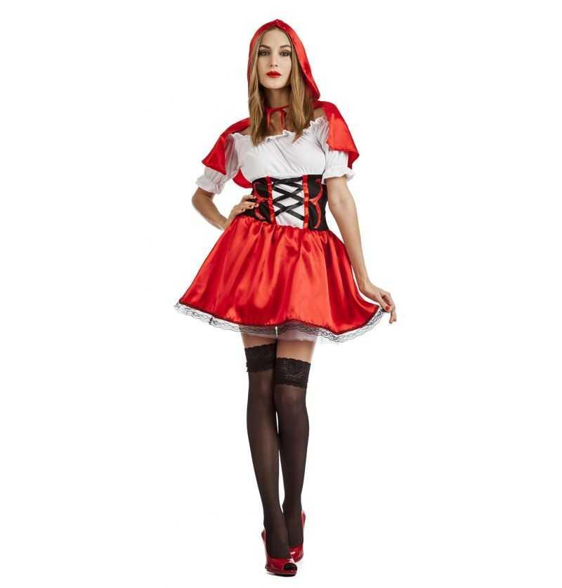 Comprar Disfraz Caperucita Roja Adulto