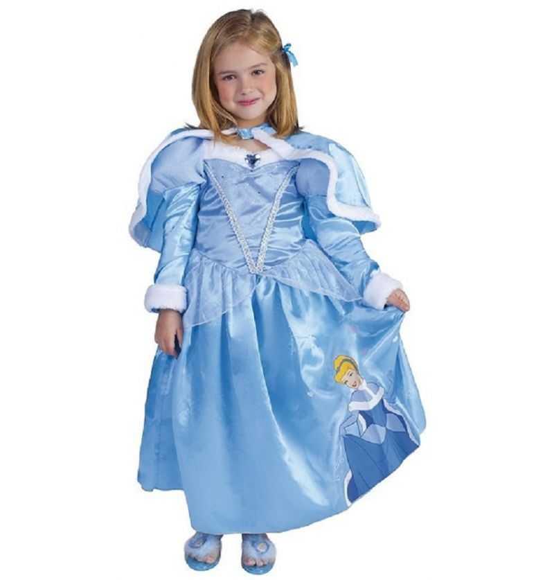 Comprar Disfraz Infantil Cenicienta Invierno Disney