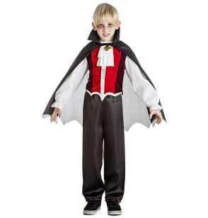 Comprar Disfraz Vampiro Halloween Infantil
