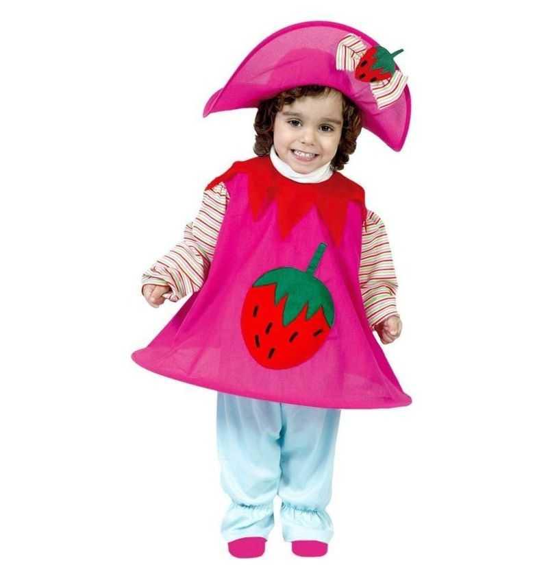 Comprar Disfraz Tarta de Fresa Infantil Bebe
