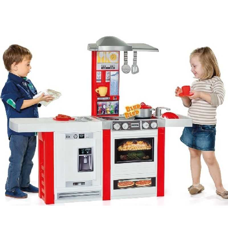 Comprar Cocina Master Kitchen Electronica Molto