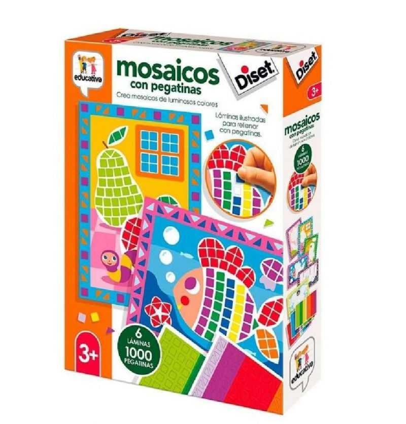 Comprar Juego Mosaicos con Pegatinas