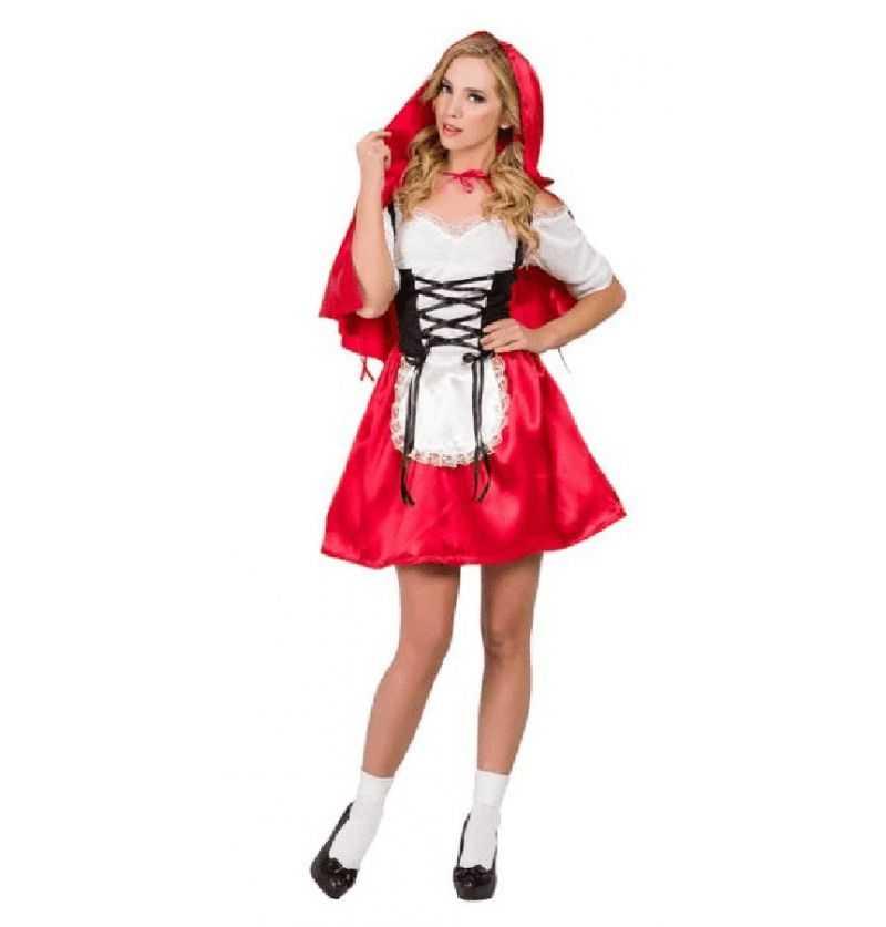 Comprar Disfraz Caperucita Roja