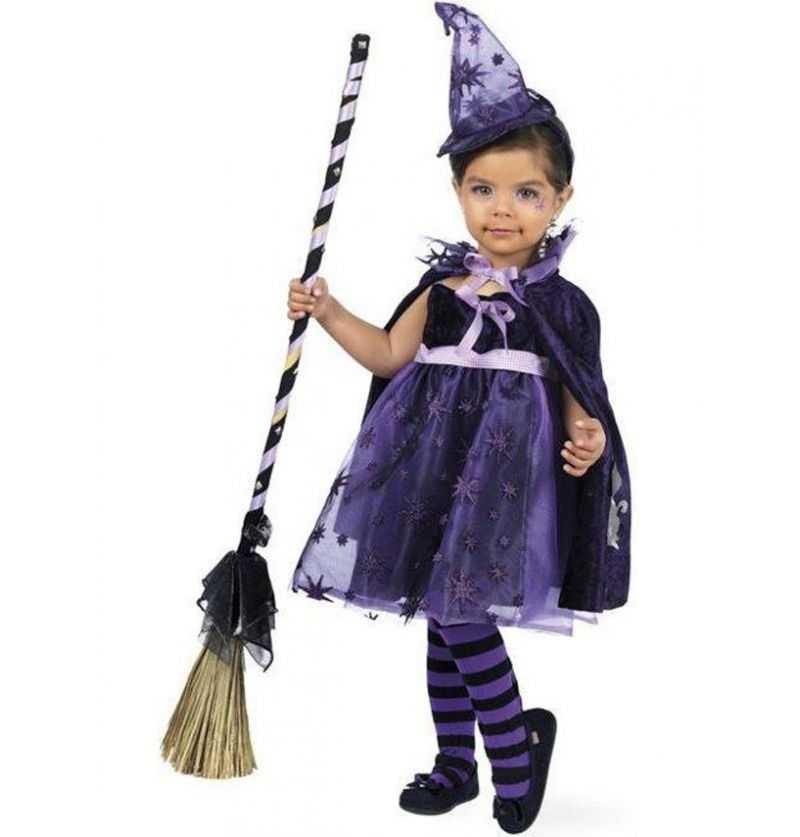 Comprar Disfraz Brujita Arcoiris Halloween