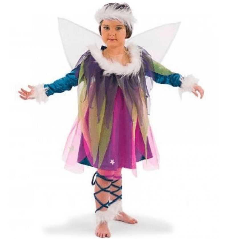 comprar Disfraz Ninfa Nube Infantil