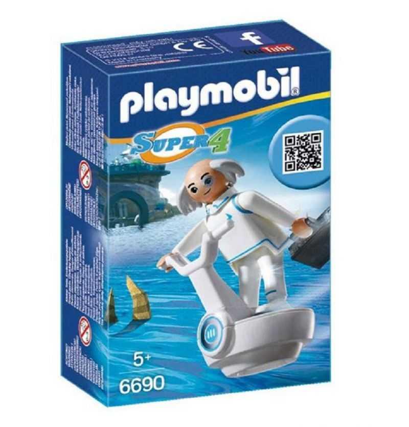 Comprar Doctor X Playmobil