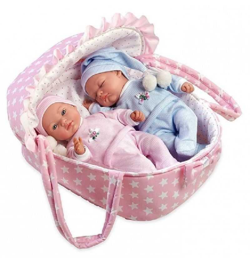 Comprar Muñecos Babis Gemelos