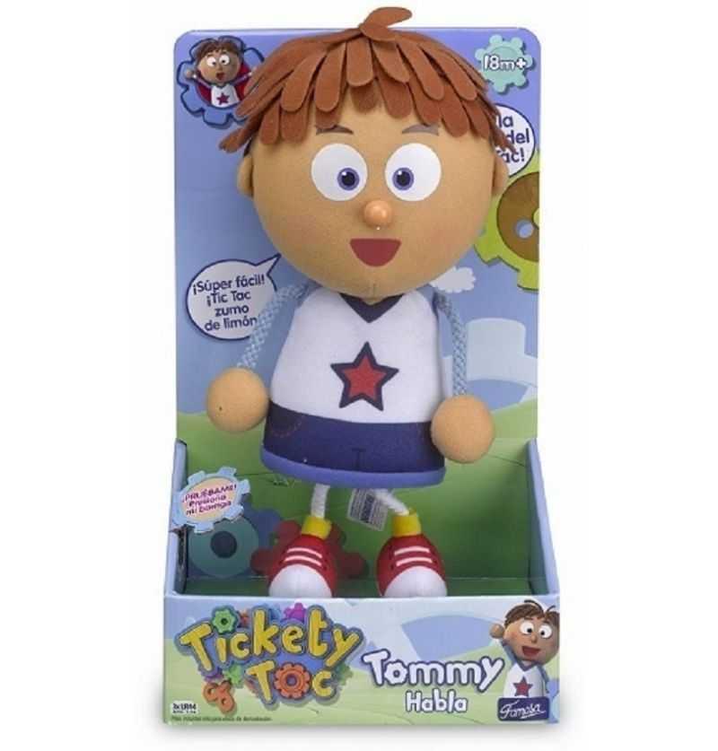 Comprar Muñeco Tickety Toc Tommy