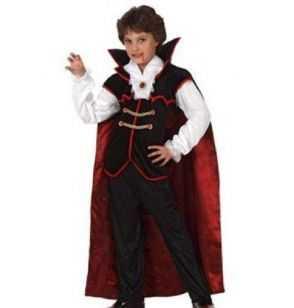 Disfraz Vampiro Real luxe halloween