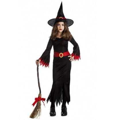 Comprar Disfraz Bruja Negra Bebe Halloween