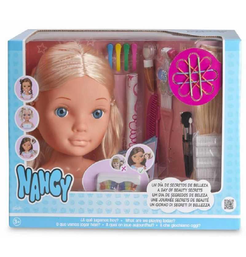 Comprar Busto Nancy secretos de Belleza Rubia