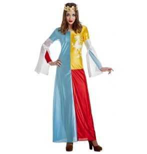 Comprar Disfraz Princesa Medieval Adulto