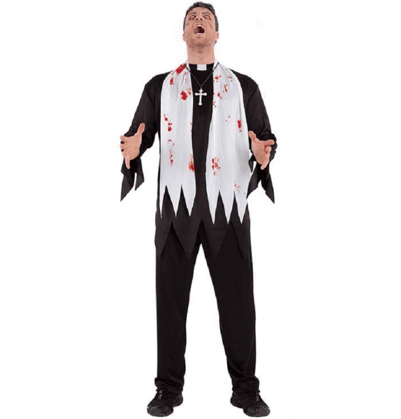 Comprar Disfraz Cura Poseido Halloween Adulto