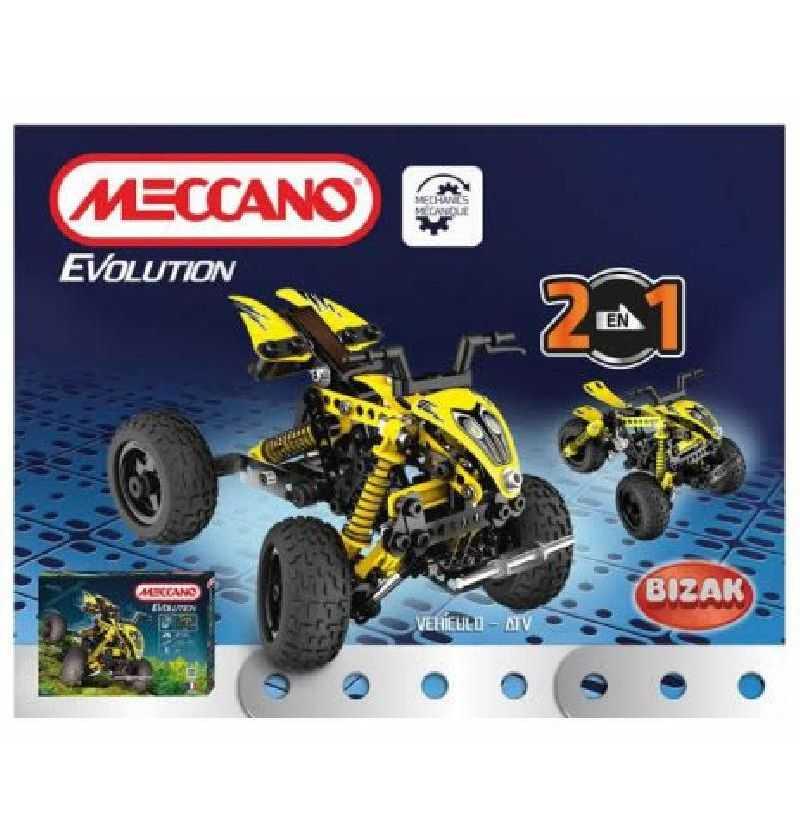 Comprar Meccano Evolution Atv bizak Quad