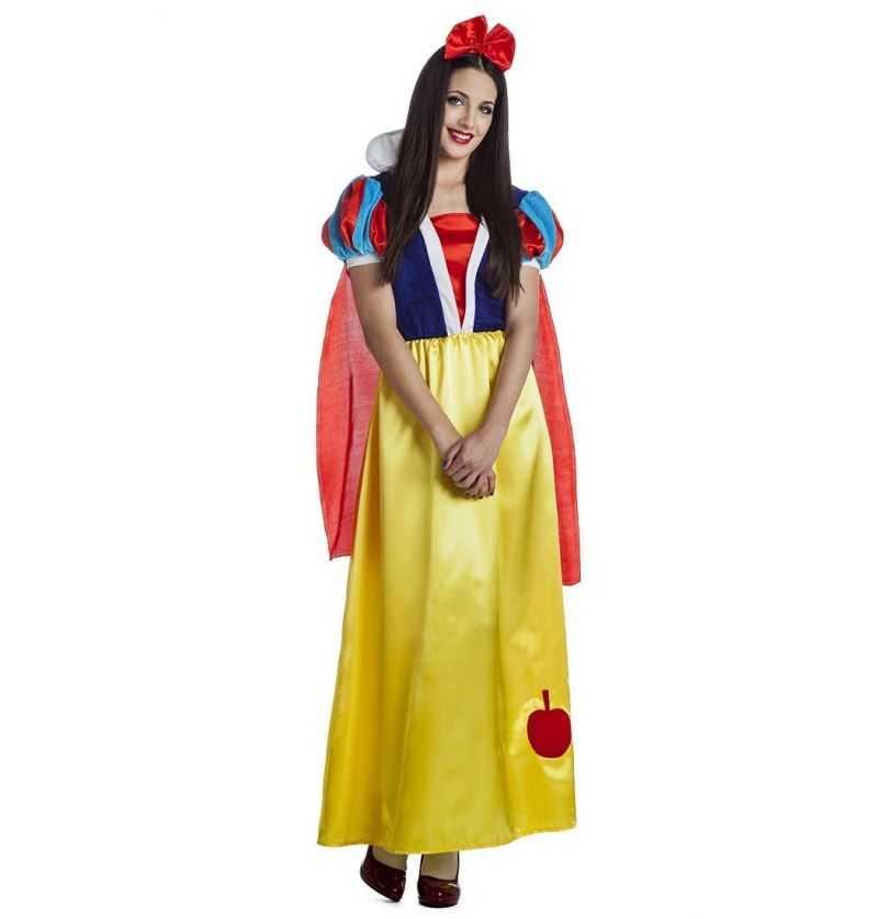 Comprar Disfraz Princesa Blancanieves Adulto