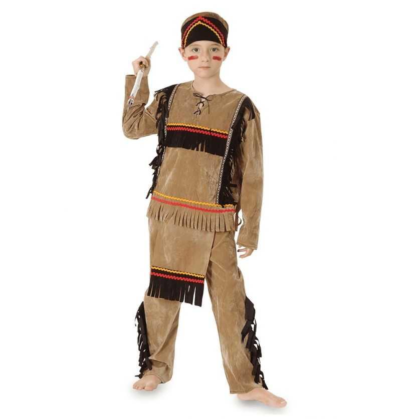 Comprar Disfraz Indio Infantil