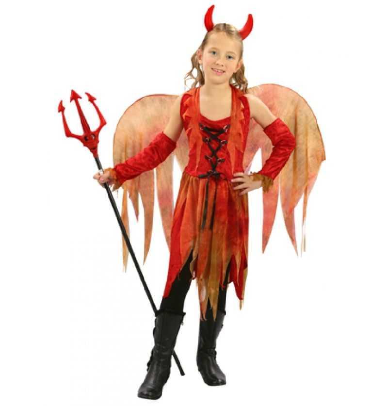 Comprar Disfraz Hada Maligna Halloween Infantil