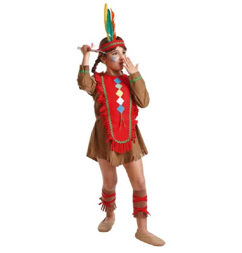 Comprar Disfraz India Infantil TA