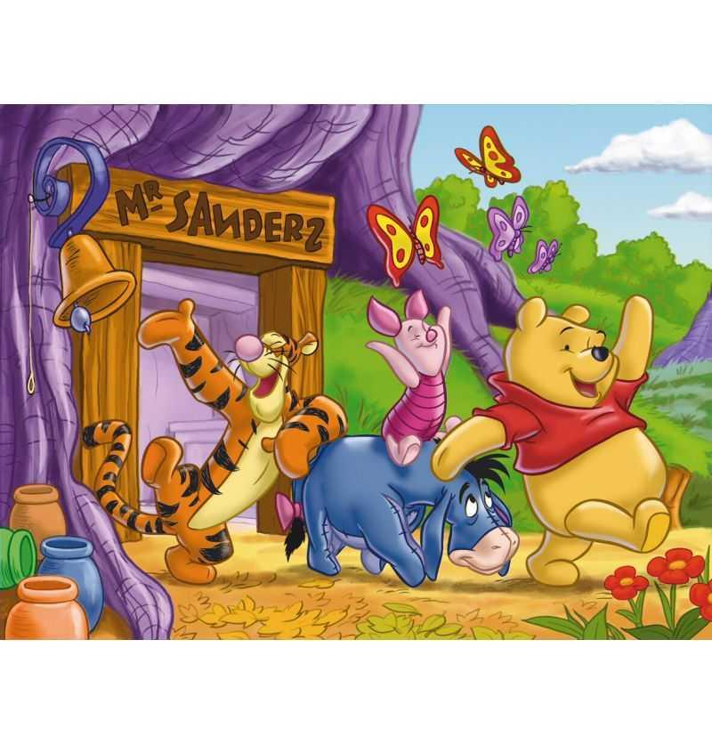 Comprar Puzzle 60 piezas Winnie Pooh la Casa Disney